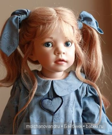 Ангелы Елизабет Линднер. Куклы Elisabeth Linder