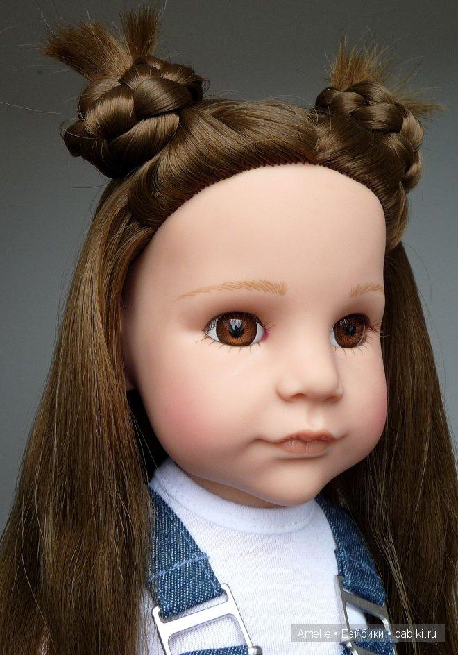 Картинки как сделать прически для кукол