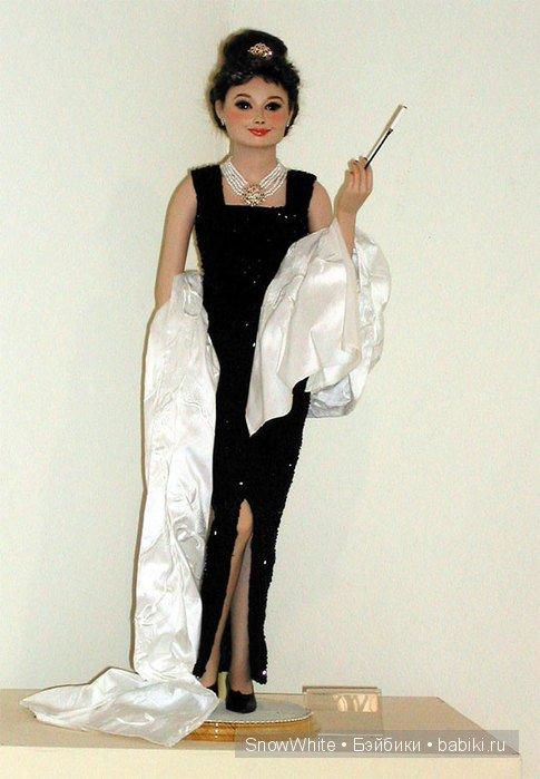 Авторские куклы Галины Захаровой