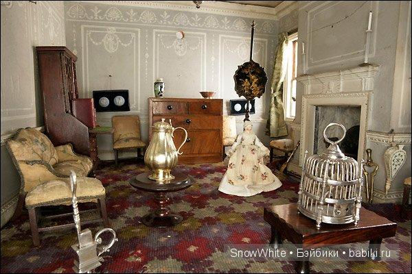 Кукольный домик Тейт