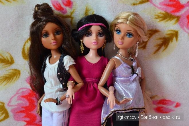 Мои любимые девочки Мокси тинс