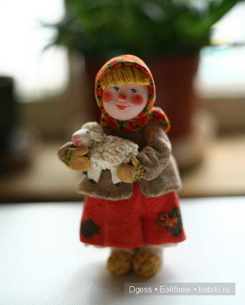 Куклы Валентины Петруниной.