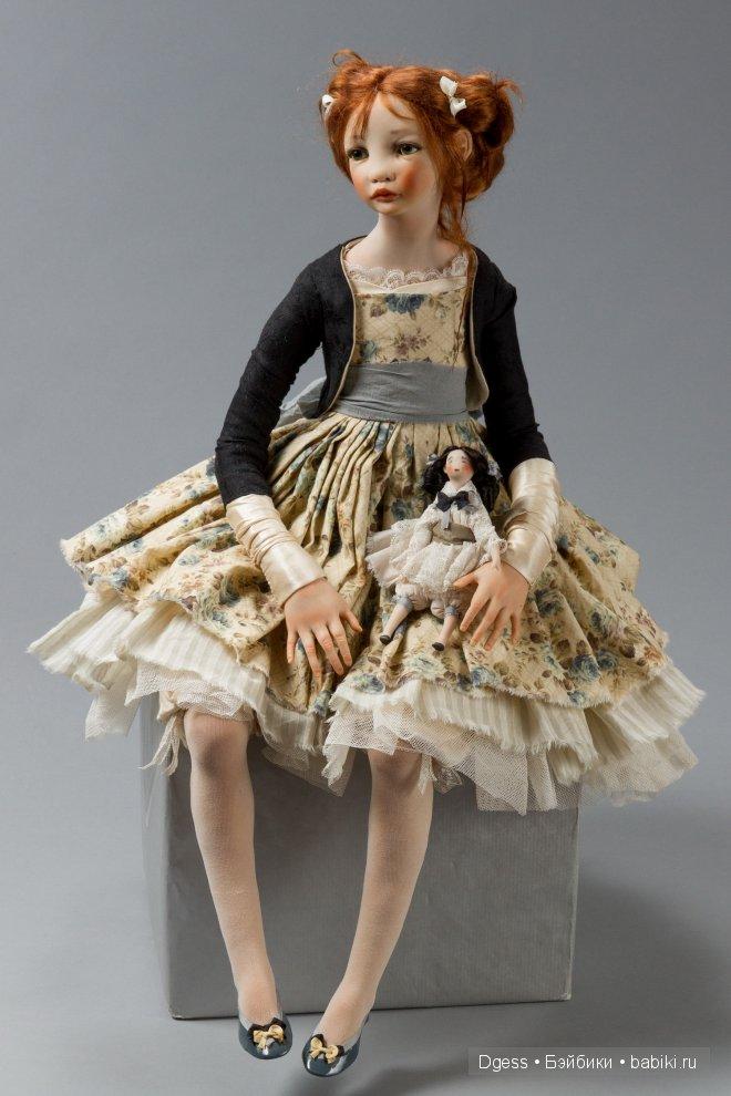 куклы Алисы Филипповой.