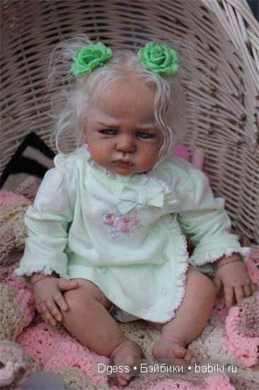 куклы Бин Шанин (Bean Shanine).