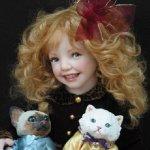 Авторские куклы Джейн Брэдбери, Jane Bradbury dolls
