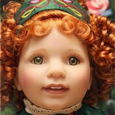 «Ireland» Lee Middleton doll
