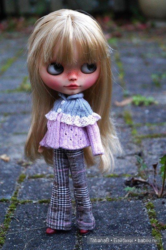 Куклы блайз своими руками мастер класс