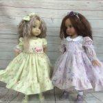 Наряды для кукол little darling