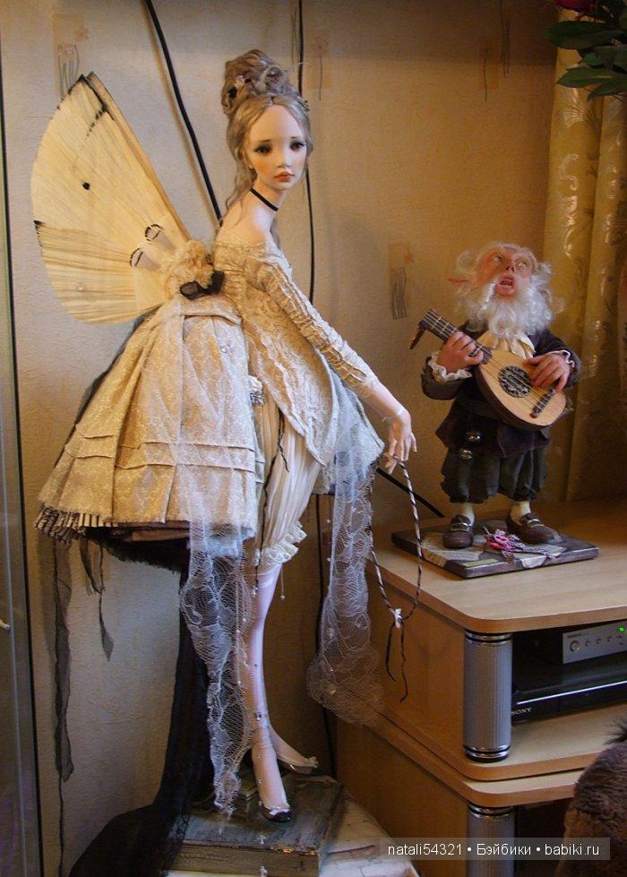 является авторские куклы лучших мастеров мира фото тринкомали, фотографиями, видео