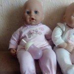 Бэби Анабель (Baby Annabell) от Zapf Creation