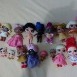 Куколки лол лотом