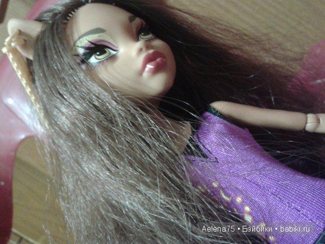 Клодин Вульф,Monster High
