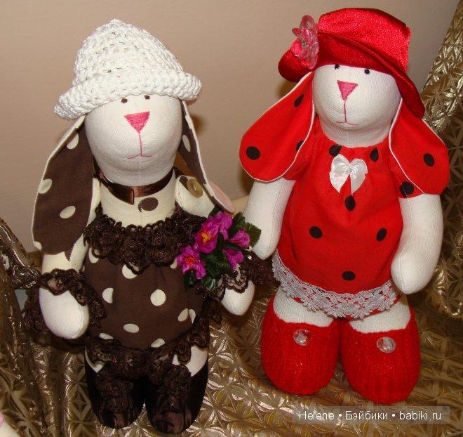 Выставка текстильных кукол в городе Ковдор 2013