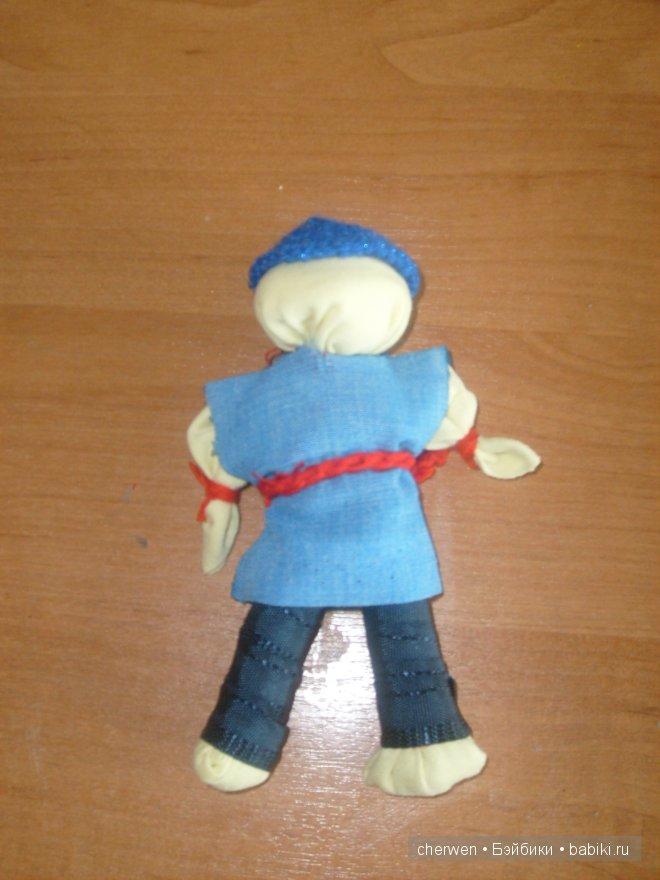 Вязаная игрушка крючком Мишка Топтыжка. Мастер-класс