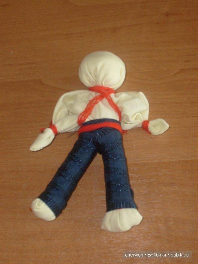 Мастер-класс. Спиридон-Солнцеворот - обрядовая кукла из сундучка своими руками