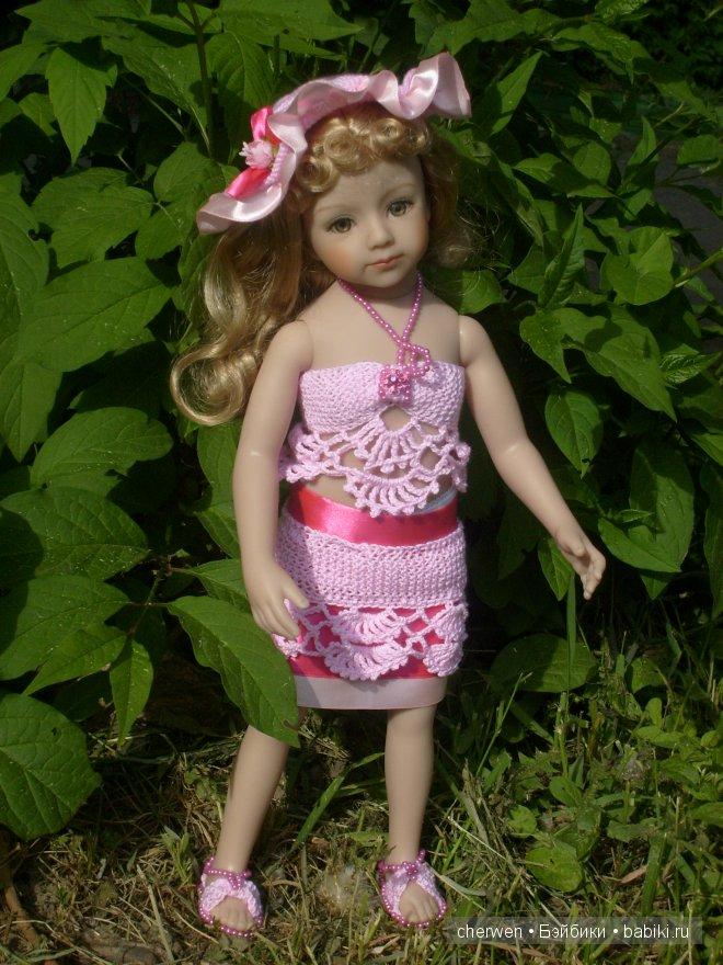 Jami из серии Maru and friends от Diana Effner dolls