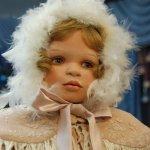 Глория Вандербильт как одаренный дизайнер и необычный миллионер. Серия кукол по детским фотографиям