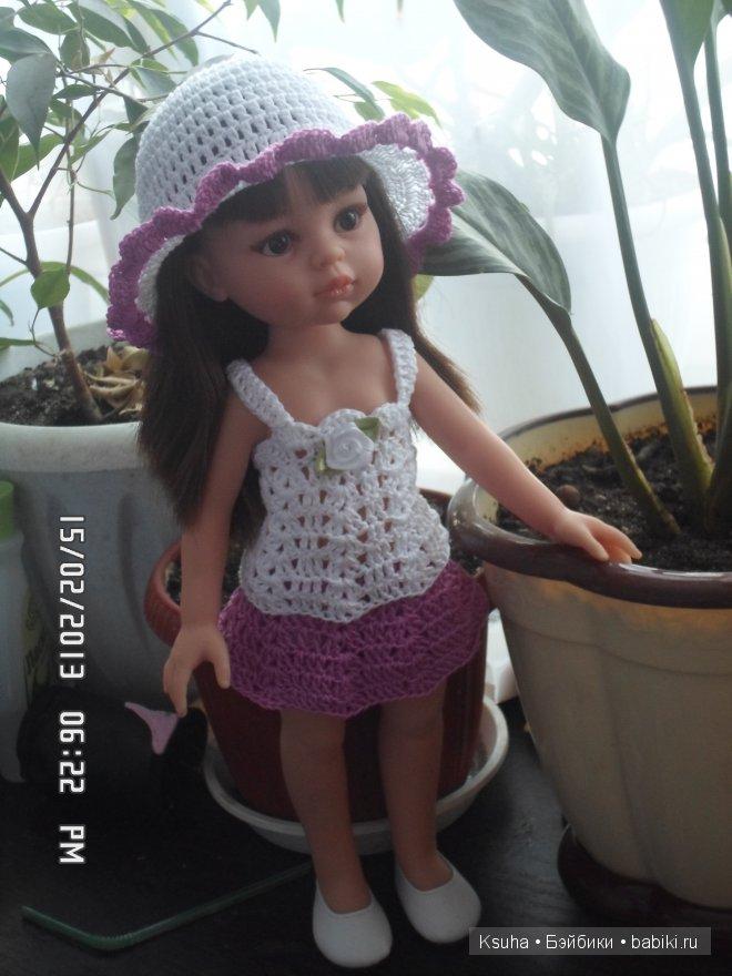 Одежда для кукол Готц и паолочек