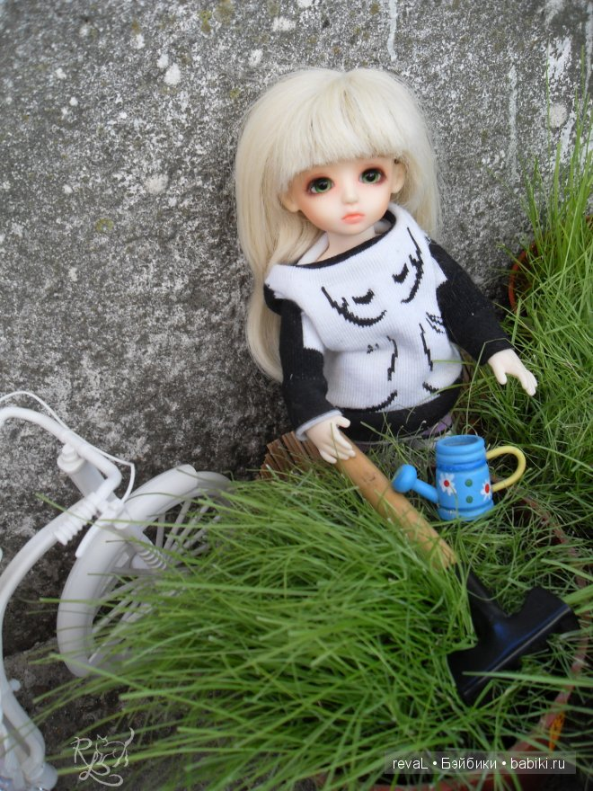 Ирис.БЖД.Aria doll.