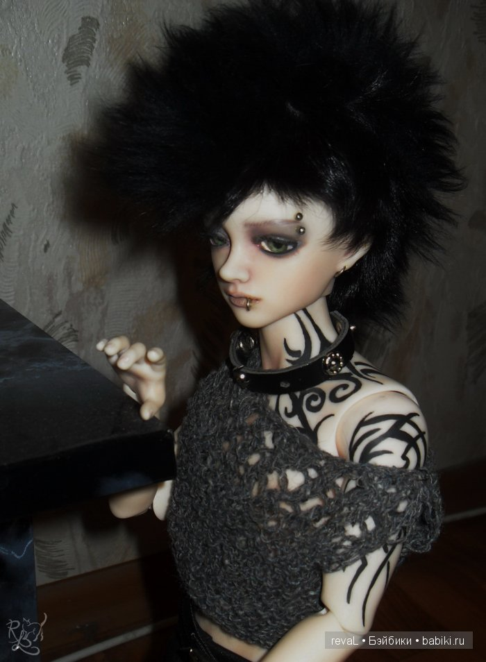 куклы БЖД, Я-Любаша Рева