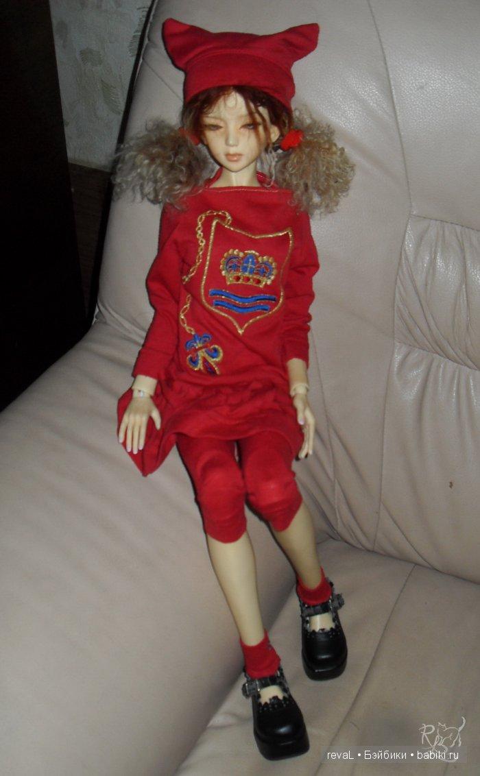 Я-Любаша Рева,одежда для кукол, аксессуары, куклы БЖД