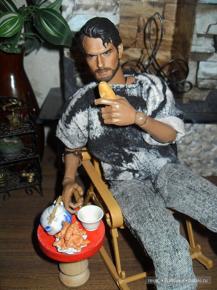 коллекционные куклы, экшн-фигурки, одежда для кукол, Я-Любаша Рева