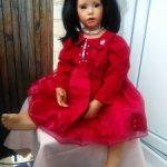 Продам красивую одежду для кукол 55 - 75 см.