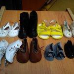 Продам много обуви для кукол разного роста. Всё в состоянии новой, фабричная.