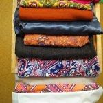 Продам комплект винтажных тканей для пошива вашим красавицам.