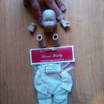 Набор для изготовления куколки, от автора Helga Matejka