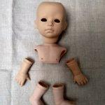 Продам набор для создания фарфоровой куклы