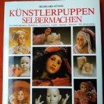 Книга об изготовлении кукол от автора Hildegard Gunzel. Раритет, шикарная полиграфия.