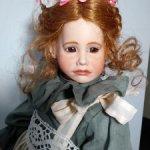 Милая очаровательная детка от авторов из Австралии Steve & Angela Clark. Джесс, Jess.
