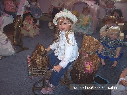Велосипед для кукол
