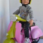 Скидка! Классный скутер для девчонок и мальчишек ростом от 42 до 50 см
