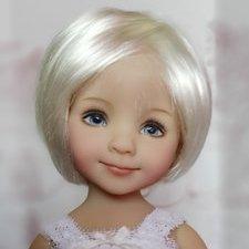 Малышка- улыбашка Mary Little Darling из студии Dianna Effner, автор росписи Geri Uribe