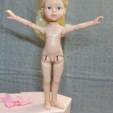 Шарнирное тело Darak для кукол Паола Рейна
