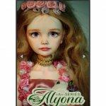 Голова 1/4(МСД)  Алена от Somnia dolls