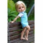 Летняя одежда для девчонок размером Паола Рейна, 35 см