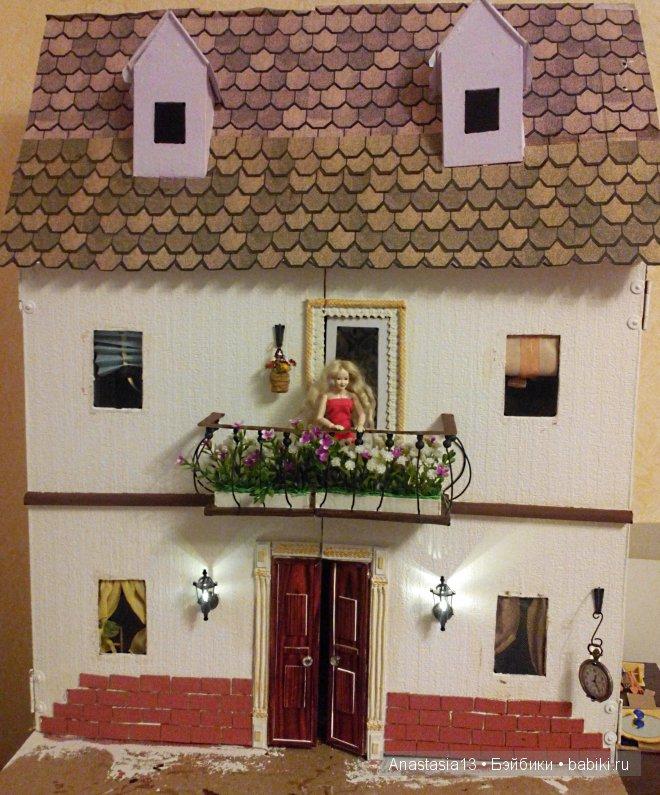 кукольный дом 1:12