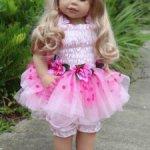 Ребенок Субботы.Saturday's Child, Blonde by Monika Levenig