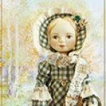 Даша - новая текстильная кукла Ирины Поцелуйко