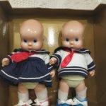 Малыши Hebee и Shebee от Horsman, 2001г