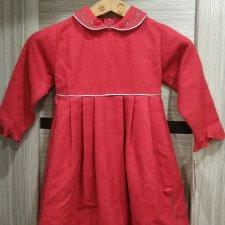 Винтажные платье и наволочка (атлас)