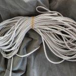 Итальянская корд-резинка 4мм для перетяжки кукол