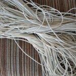 Итальянская корд-резинка для перетяжки кукол 2,5 и 3,5мм
