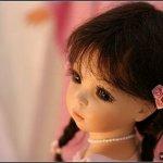 Куклы китайской художницы Сью Ли Ван (Siu Ling Wang)