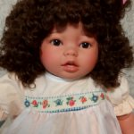 Испанская кукла от Кармен Госалес (CarmenGonzales)