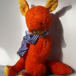 Тедди лисичка друг Тедди