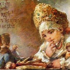 С большим ДОБРОМ и позитивом. Дети и игрушки на открытках Елизаветы Бём